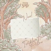 Friends of Sally - Toddler Head Pillow