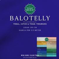 BALOTELLY 1/2 - KAIN BALOTELLI / BALOTELI POLOS [harga per 0.5m]