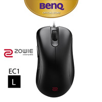 Mouse Gaming BenQ ZOWIE EC1 Version 3360 Sensor Esports Mouse (Large)