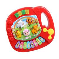 Animal Music Piano/ Mainan & Aktifitas Bayi