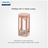 Philips UVC Desk Lamp (Silver / Rosegold) / Philips UVC Germicidal