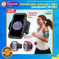 Samsung S9+ Plus Sport Case Armband Sarung Casing Lengan Soft Arm Band