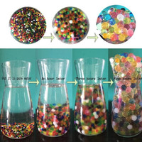 HIDROGEL WATERBEADS Hydrogel Media Tanam Hidroponik