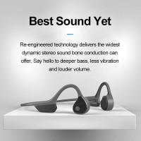 VAHID Bone Conduction Sport Headset Stereo Wireless Bluetooth Earphone