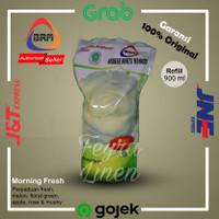 Pelicin Pengharum Pelembut Pakaian / Baju Laundry BRM Refill 900 ml