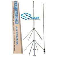 ANTENA TELEX BAE GAZDEN VHF 140-170(packing bubble warp aman)