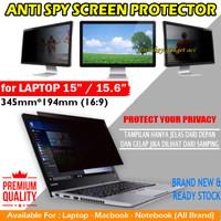 Laptop 15 15.6 15,6 inch Privacy Screen Guard Anti Gores Spy Antigores