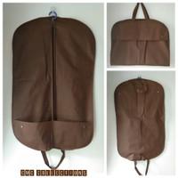 Cover jas baju pelindung jas sarung jas baju - warna coklat CMC 08
