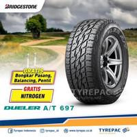 Ban mobil Bridgestone Dueler A/T D697 31 X 10.5 R15
