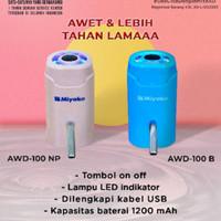 Pompa Galon Elektrik Charge Cas miyako AWD-100