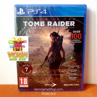 PS4 Shadow of the Tomb Raider Definitive Edition