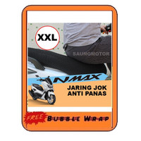 Jaring Jok Tebal / Sarung Jok Anti Panas untuk motor besar XXL