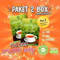 TGT Slim Tea Tox 2 Box