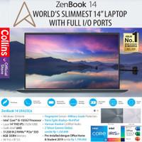 ASUS ZENBOOK UX425EA - I5-1135G7 8GB 512GB 14 FHD IPS NUMPAD OHS W10