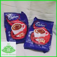 Cadbury Hot Chocolate Drink 3 in 1 450gr (15 schtx30gr)