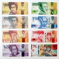 Uang Mainan Edukasi Anak / Uang Mahar / Uang Monopoli