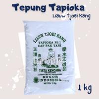 Tepung tapioka Cap Pak Tani 1kg