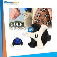 Golf Shoes Spikes 5 Pcs - Paku Duri Anti Slip Sepatu Golf