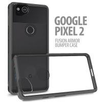 Google Pixel 2 - Fusion Armor Bumper Case