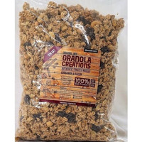 Granola Creation Cinnamon Raisin 1 Kg toasted muesli sereal