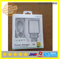 CHARGER/CASAN OPPO 2A FAST CHARGING TYPE C USB CABLE
