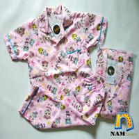 Mafa'w: Piyama Anak Premium Motif LOL Surprise Usia 1 - 11 Tahun