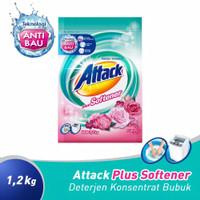 Attack plus softener 1200 gram