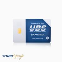 UBS Logam Mulia 0.5 gr