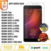 Xioami Redmi Note 3 Tempered Glass Clear Anti gores Kaca Bening Screen