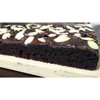 Brownies panggang /Fudgy Brownies / Shiny Brownies