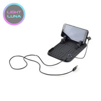 Docking Smartphone Charger Magnetik / Car Charger Stand