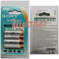 batre recharge sony AAA isi 4pc