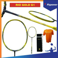 Raket Badminton Flypower RIO GOLD G1