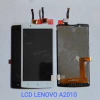 LCD LENOVO A2010 FULLSET + TOUCHSCREEN ORIGINAL - Hitam