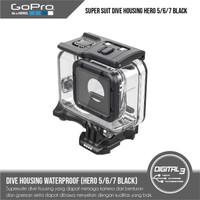GoPro Hero 5 6 7 Black Original Super Suit Dive Housing Case 60M WP