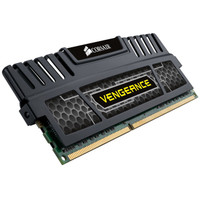 Corsair DDR3 Vengeance Black PC12800 8GB (1X8GB) CMZ8GX3M1A1600C9 Warr