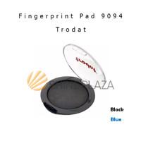 Trodat Fingerprint Pad 9094 - Bak Tinta Cap Stempel Sidik Jari Praktis