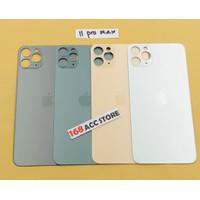 BACK DOOR IPHONE 11 PRO MAX TUTUP BELAKANG / KACA IPHONE 11 PRO MAX