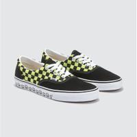 Sepatu Skate Vans Era BMX Checker Black/Sharp Green ORIGINAL 100% BNIB