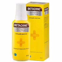 Betadine Antiseptic Solution 30ml - Antiseptik untuk Luka