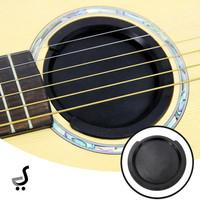 Penutup Lubang Suara Gitar Anti Feedback Sound Hole Guitar Cover A048A