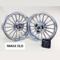 Velg power Racing krom new semua motor Mio Beat Vario Nmax PCX Xeon lx