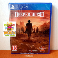 PS4 Desperados III / Desperado 3