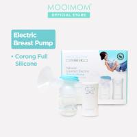 MOOIMOM Natural Comfort Electric Breast Pump Pompa ASI Elektrik
