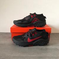 Sepatu NIKE TRAIL WILDHORSE - Black Red