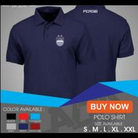Kaos Polo Shir Baju Kerah Distro PERSiB BANDUNG polos custom indonesia