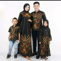 capel batik terbaru baju batik seragam kantor dan keluarga kondangan