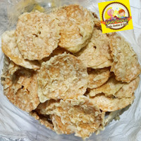 Keripik Tempe Tepung Crispy 250 Gram