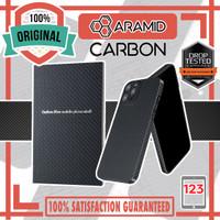 Case iPhone 12 Mini 12 Pro Max Aramid Carbon Fiber Original Casing