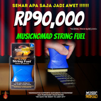 MUSIC NOMAD String Fuel - All in One String Cleaner and Lubricant